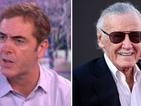 Comic fans have it in for James Nesbitt after his Marvel mistake on This Morning