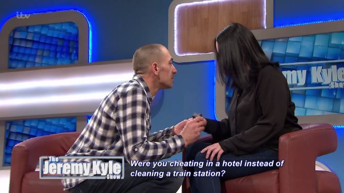Another guest has proposed on The Jeremy Kyle Show and viewers weren't having it