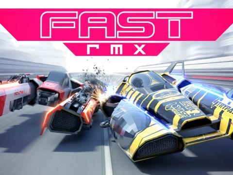 FAST RMX review – F-Zero substitute