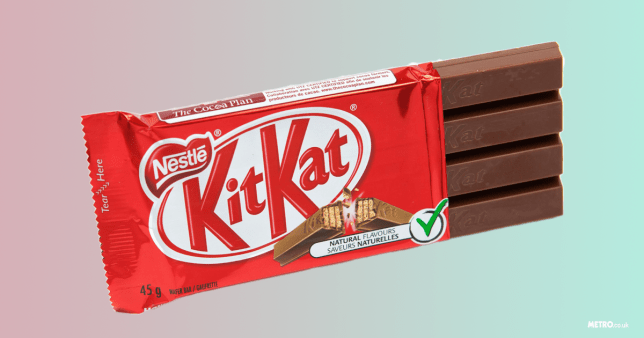 Kitkats (and Yorkie) are getting 10% less sugary