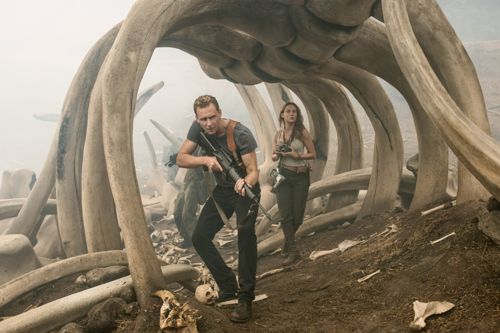Kong: Skull Island is a generic monster mash which lacks charm