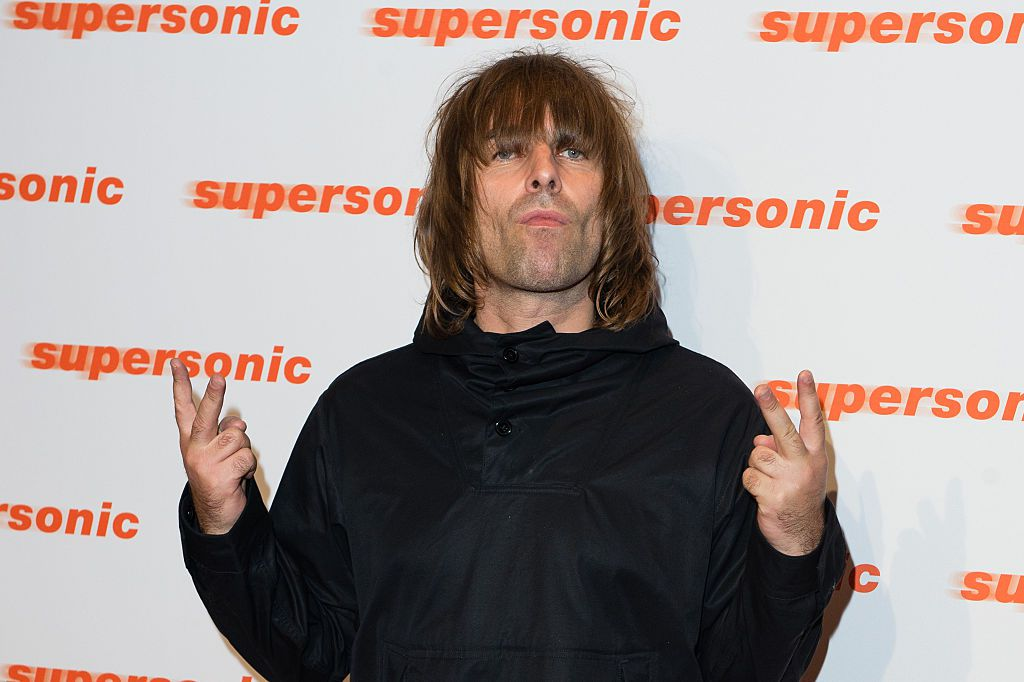 Liam Gallagher announces name of debut solo LP as he launches solo career