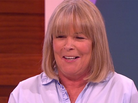 Linda Robson shares toe-curling train toilet story on Loose Women