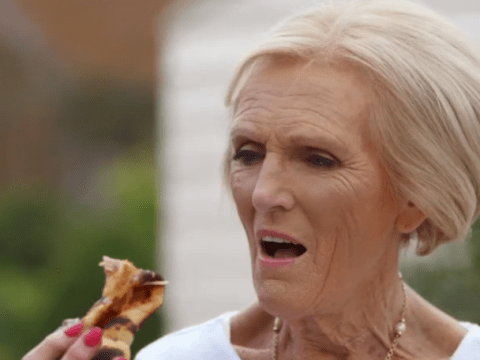 Mary Berry fans left shocked as she confesses she has never ordered pizza