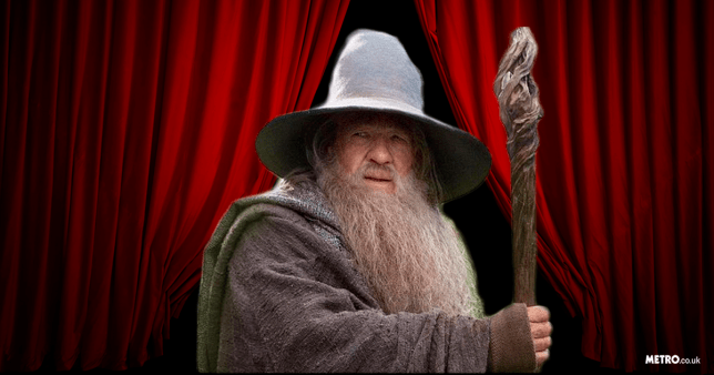 Get ready for the return of Ian mcKellen's Gandalf