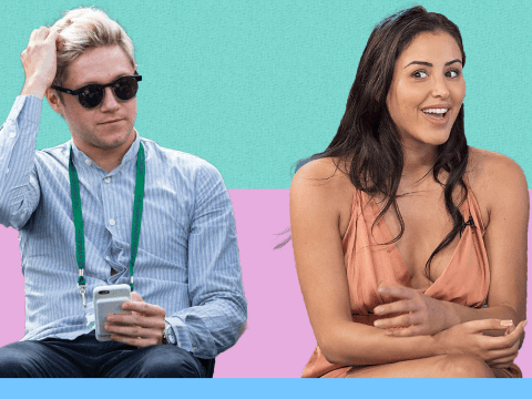Marnie Simpson rants as it's revealed she's been messaging Niall Horan