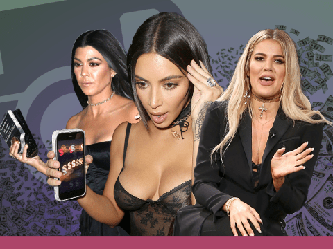 The Kardashian sisters can earn up to half a million dollars for sponsored Instagram posts