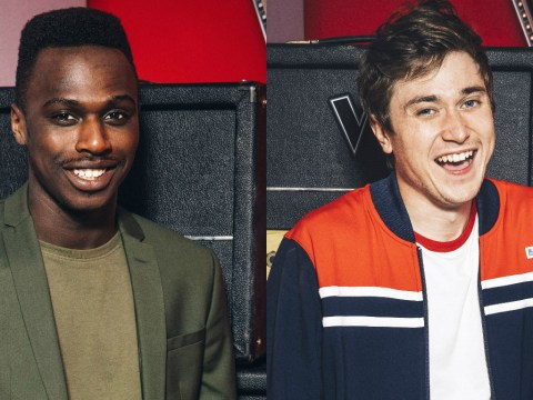 The Voice 2017: Max Vickers and Mo Adeniran's bromance almost inspired them to audition as a duo