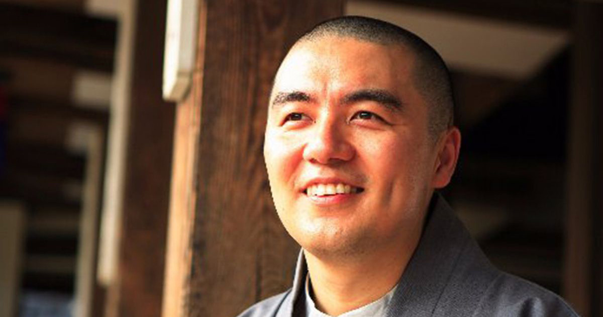 International Happiness Day 2017: The monk teaching us how to be happy through Twitter
