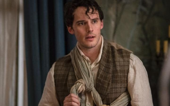 Why does everyone keep trying to kill Sam Claflin in films? Rachel Weisz is at it now in My Cousin Rachel
