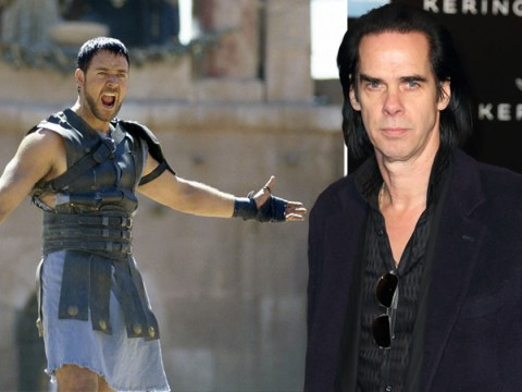 Could this be Gladiator 2? Nick Cave was commissioned by Russell Crowe to bring Maximus back from the dead