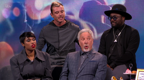 The Voice judge Gavin Rossdale 'snubbed' by David Walliams on The Nightly Show