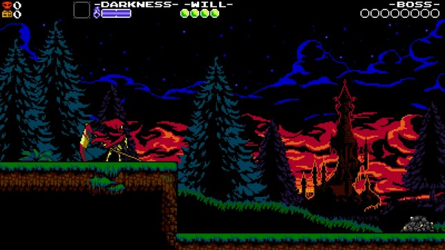 Shovel Knight: Specter Of Torment (NS) - give in to the dark side