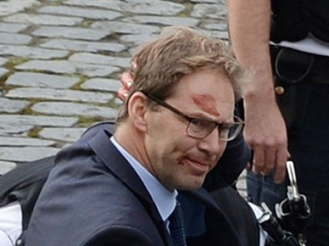 Hero MP Tobias Ellwood tried to save life of officer stabbed in London terror attack