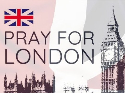 #PrayForLondon: Don't judge those who share hashtags and the Union flag in aftermath of Westminster terror attack