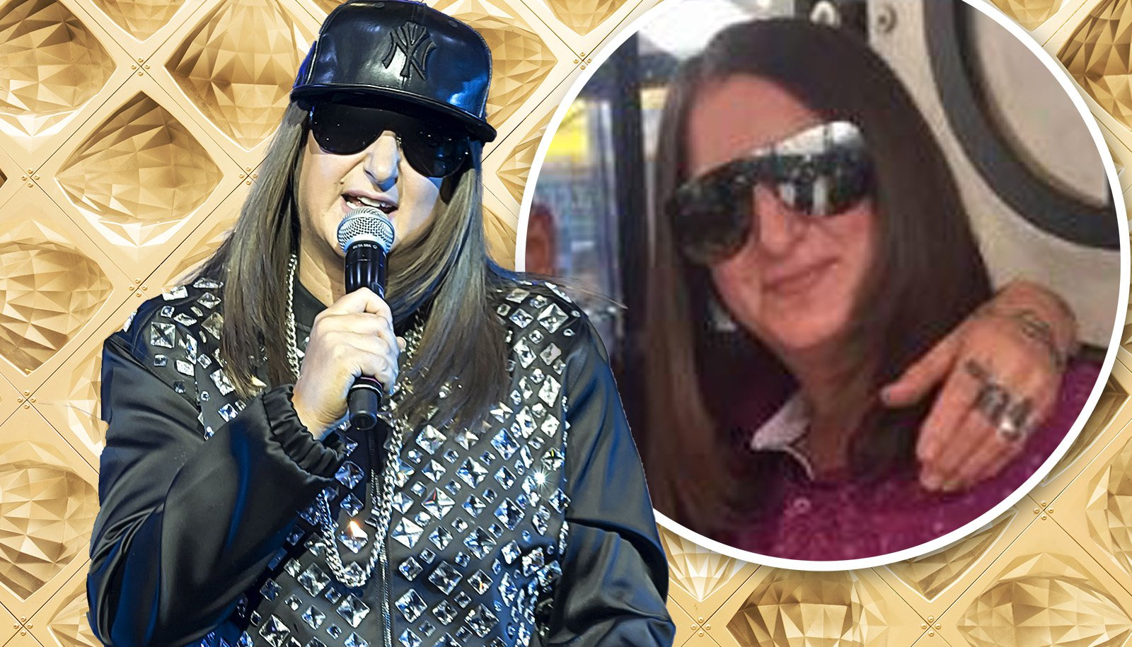 The X Factor's Honey G has undergone a Hollywood makeover and she's pretty chuffed about it