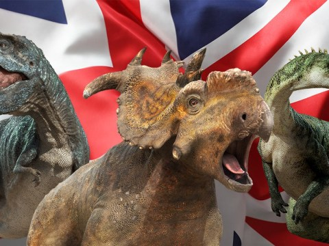 The first dinosaurs may have come from Britain, scientists reveal