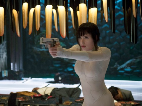 Ghost In The Shell tries too hard to cover up its whitewashing