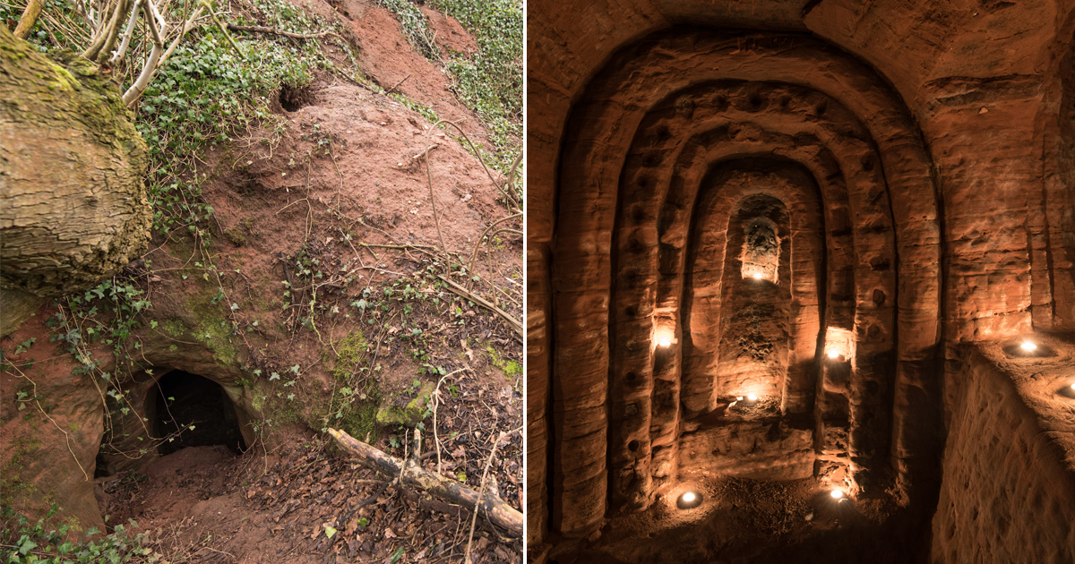 Rabbit hole leads to 700-year-old secret Knights Templar
