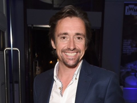 Richard Hammond seen for the first time since cheating death for the second time
