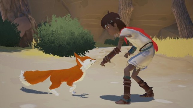 RiME - just one of many impressive-looking new indie games