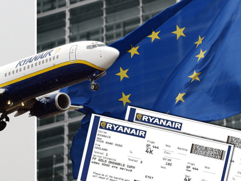 RyanAir launch Article 50 sale with flights to Europe for just £9.99