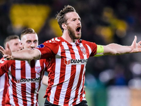 Tributes flood in for Derry City captain Ryan McBride