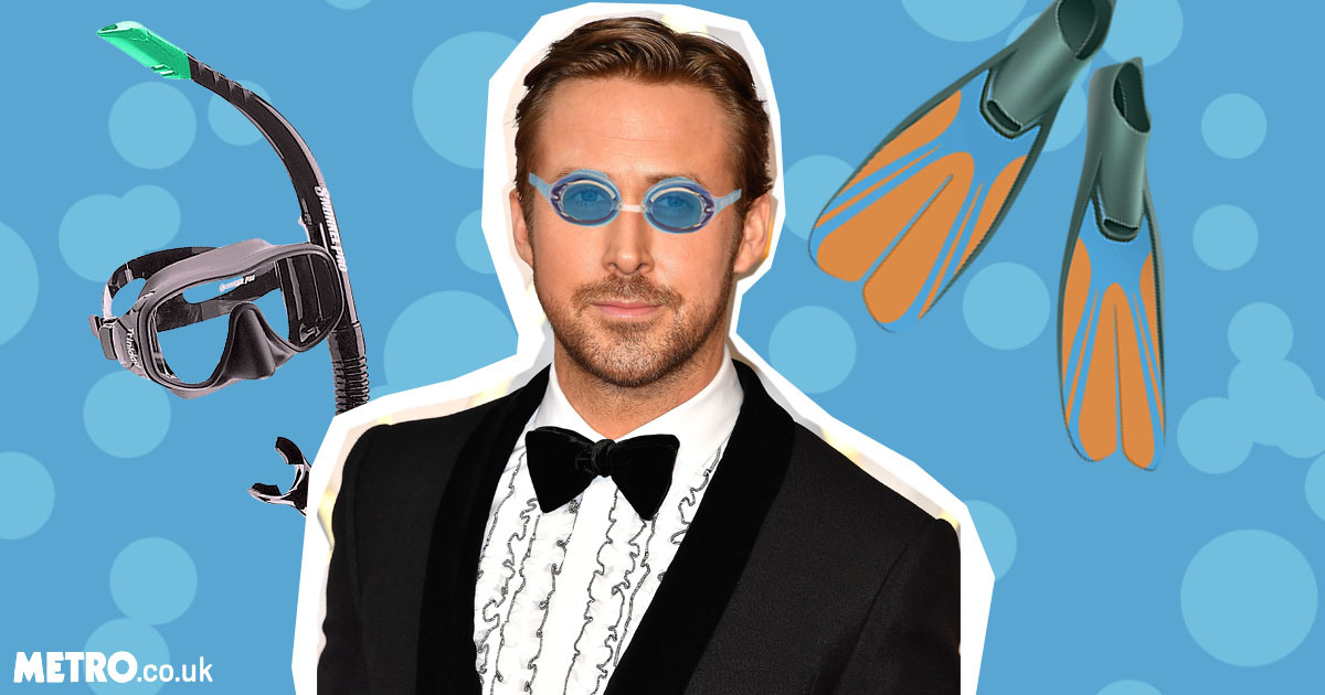 Ryan Gosling is on board to star in a big screen adaptation of graphic novel The Underwater Welder (Picture: Getty/Metro)