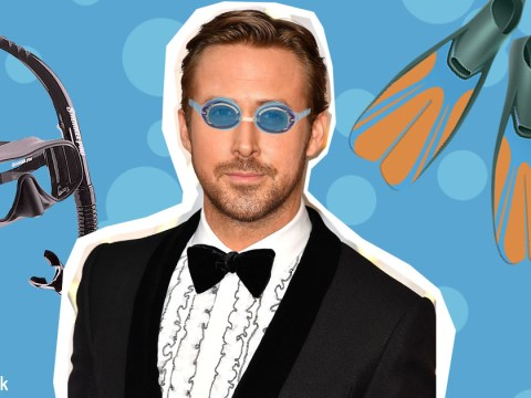 Ryan Gosling may need his swimming goggles for his new role in The Underwater Welder