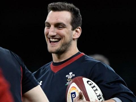 Martyn Williams jokes Sam Warburton is lying ahead of Wales' clash with France