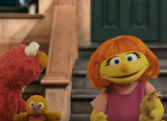 Sesame Street's autistic character isn't the only time they've tackled tricky topics for children