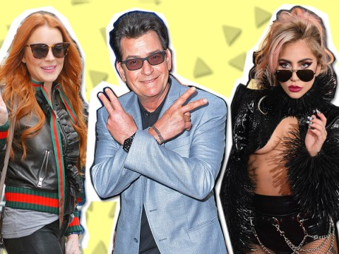 Charlie Sheen has made some pretty wild claims about Lindsay Lohan and Lady Gaga