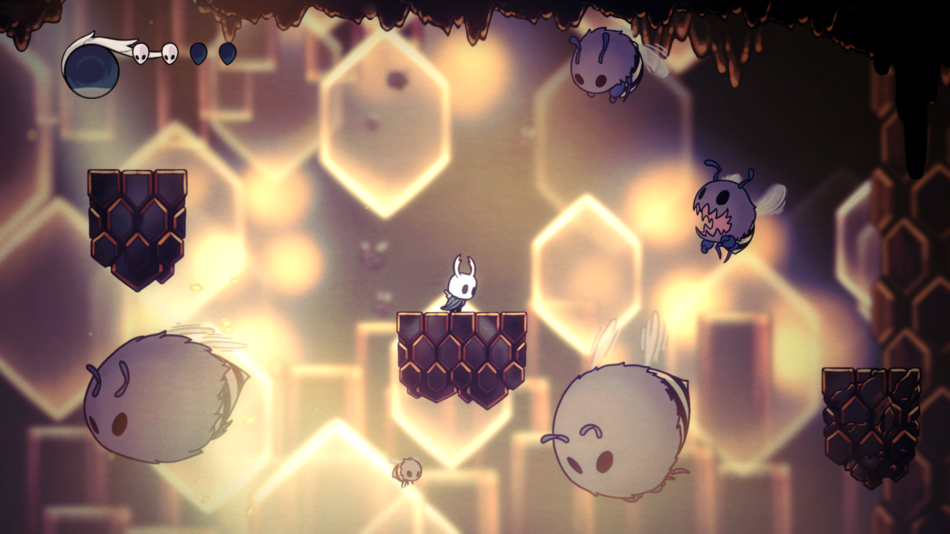 Hollow Knight (PC) - it'd bee a shame to miss it