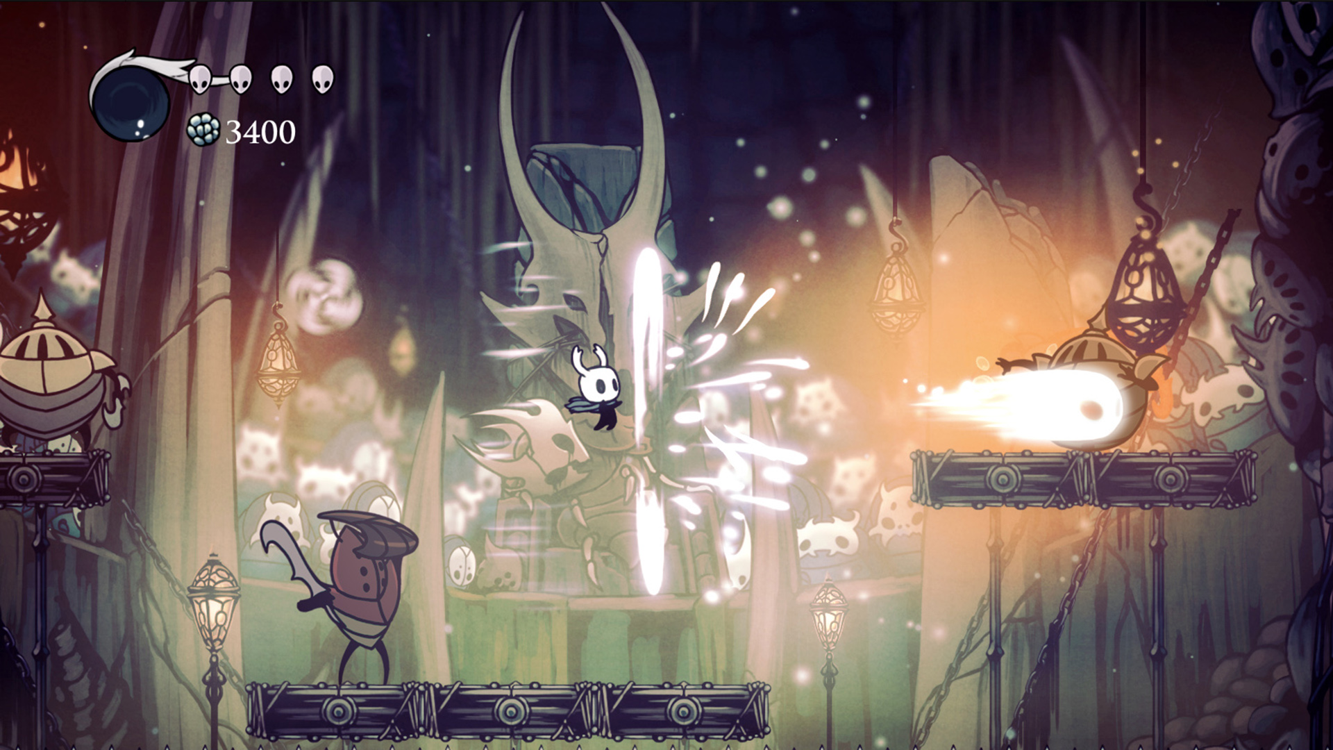 Hollow Knight (PC) - these bugs only make the game better
