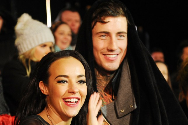 Stephnie Davis says she'd love more children with Jeremy McConnell (Picture: REX)
