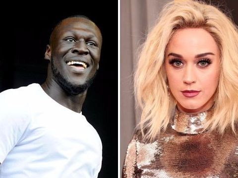 Could Stormzy's next move be a collaboration with Katy Perry?