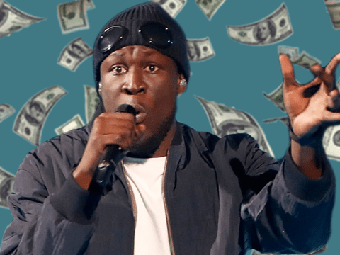 Stormzy just made the Forbes Cash Princes list as his debut album tops the charts
