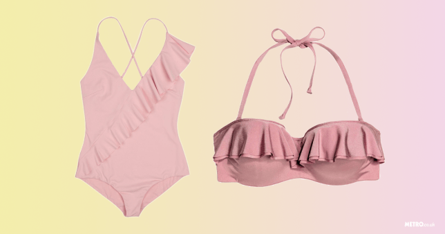 This swimsuit is everywhere right now