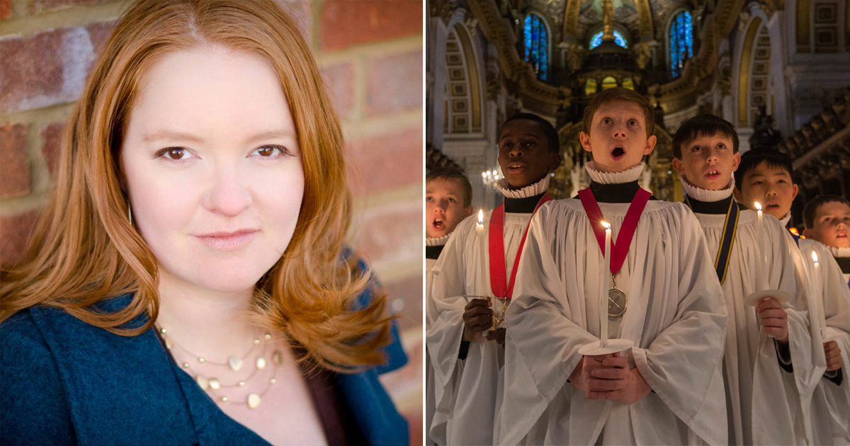 St Paul's Cathedral admits first ever woman to choir