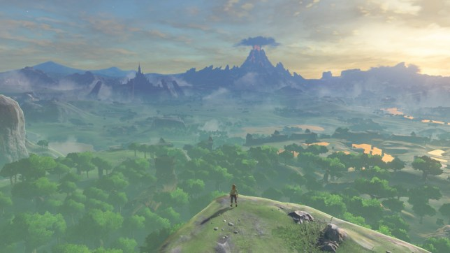 The Legend Of Zelda: Breath Of The Wild (Switch) - a world of adventure