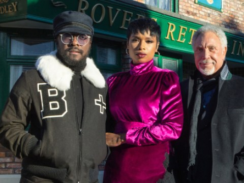 Will.i.am could be heading to the Coronation Street set 'to film new music video with the soap's stars'