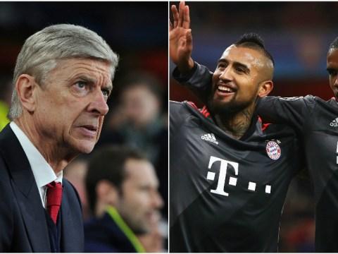 Bayern Munich mercilessly troll Arsenal after 10-2 Champions League thrashing