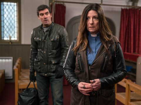 Emmerdale spoilers: Shock as vicar Harriet Finch is tempted by criminal Cain Dingle