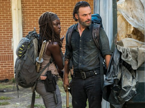 Andrew Lincoln 'departs The Walking Dead with Norman Reedus lined up to take over as lead'