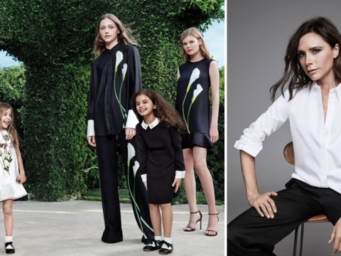 First look at Victoria Beckham's debut high-street collaberation with Target