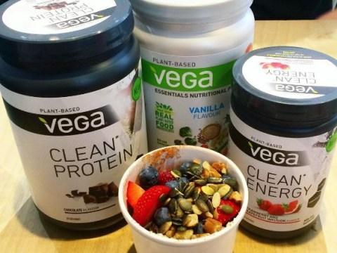 My journey to Miss Bikini Body: My favourite vegan protein powders