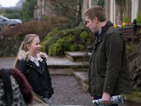 Emmerdale spoilers: Robert Sugden despairs as Liv Flaherty is expelled from school