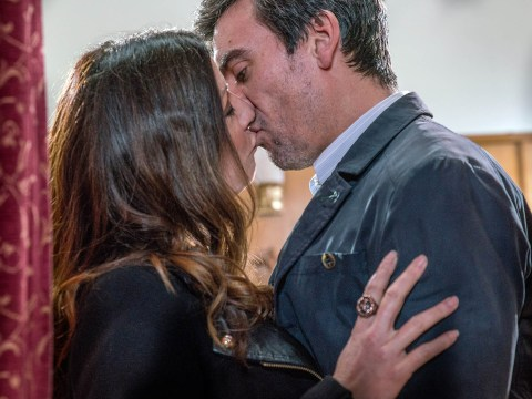 Emmerdale spoilers: Who catches Cain Dingle and Harriet Finch in the act?