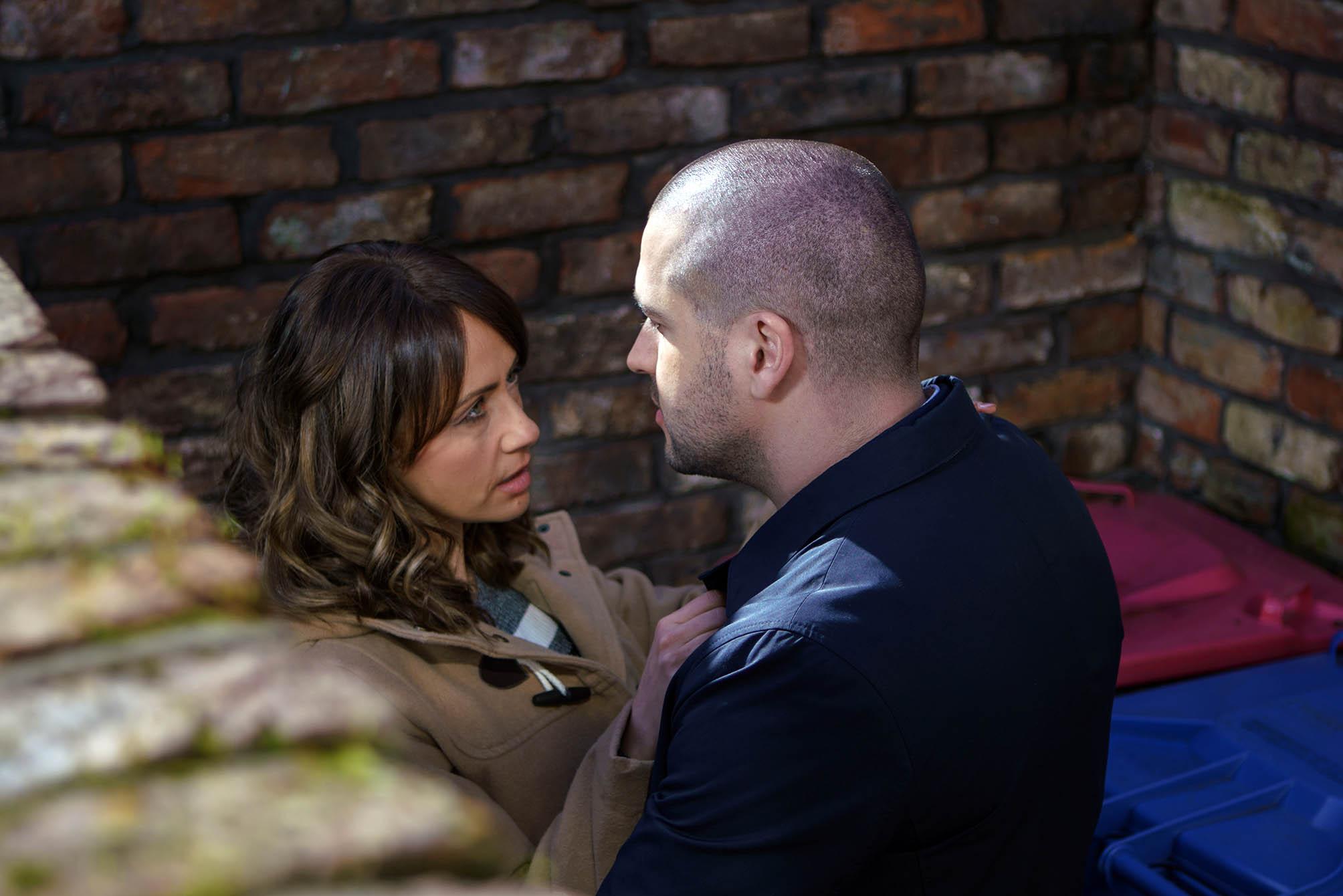 Coronation Street spoilers: Samia Longchambon on Eva's huge revenge and Maria getting together with David