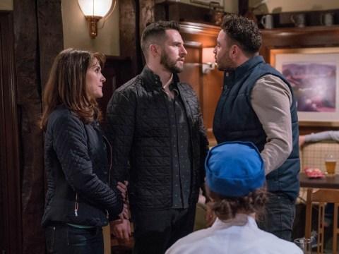 Emmerdale spoilers: Violence explodes as Adam takes on killer Emma Barton